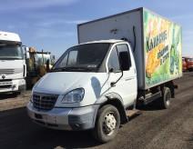 Фургон ГАЗ 33 1061 Валдай