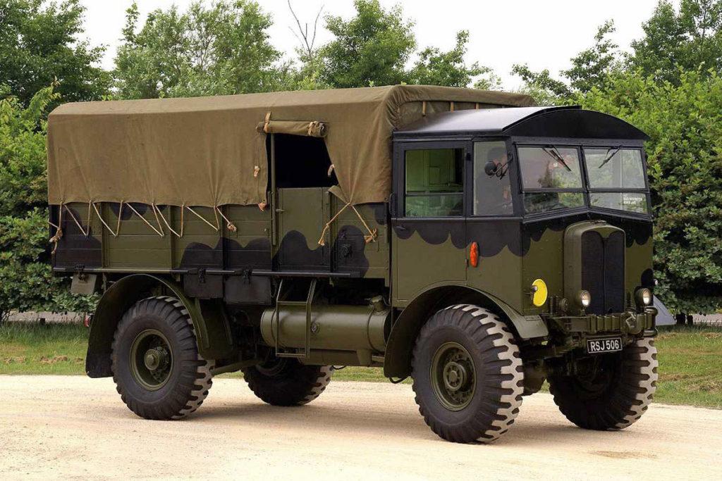 AEC Matador 853