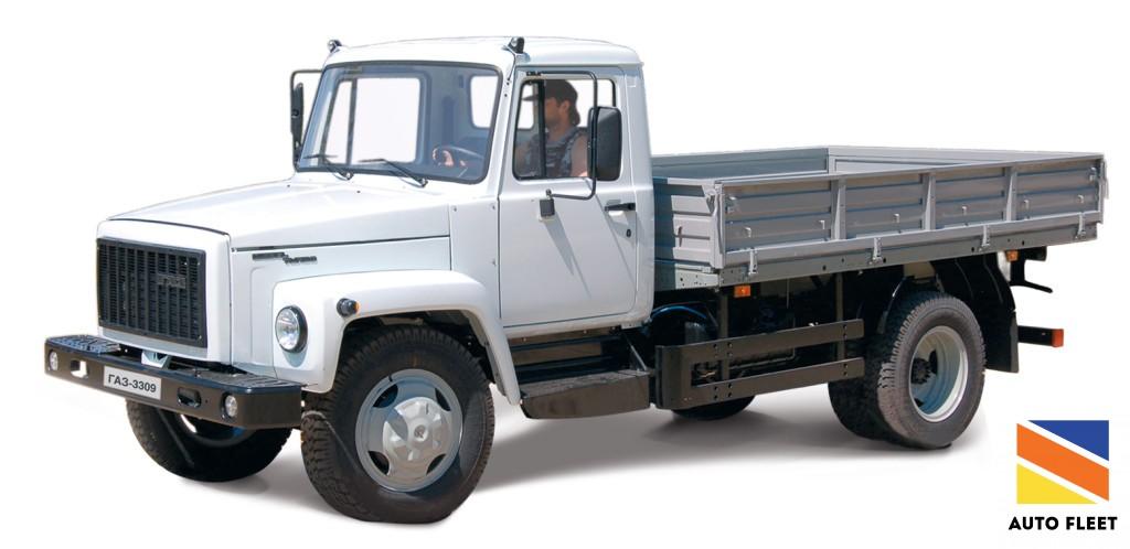 Грузовик бортовой ГАЗ-3309 купить в Москве