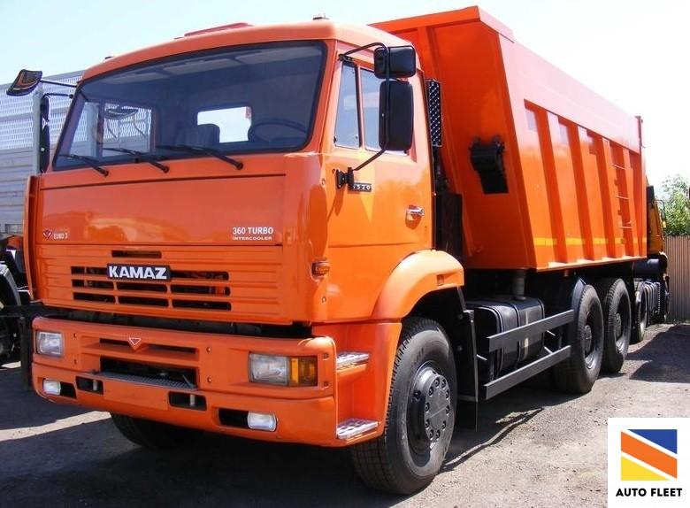 KAMAZ 6520 самосвал