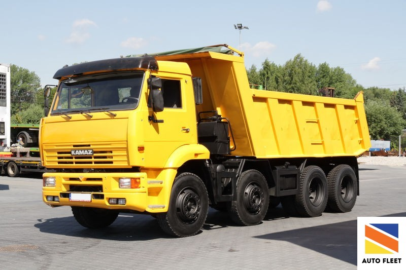 Kamaz 6540 8Х4
