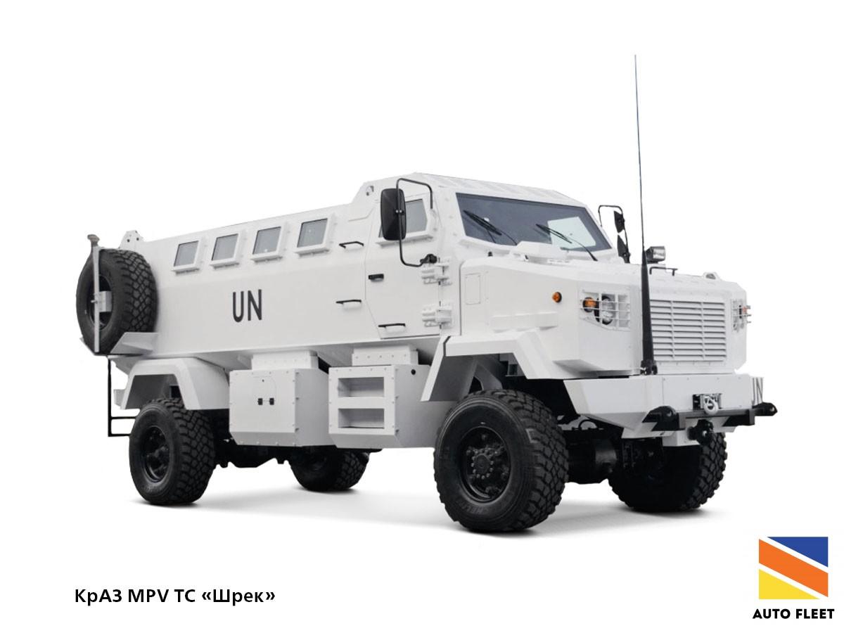 КрАЗ MPV TC «Шрек»