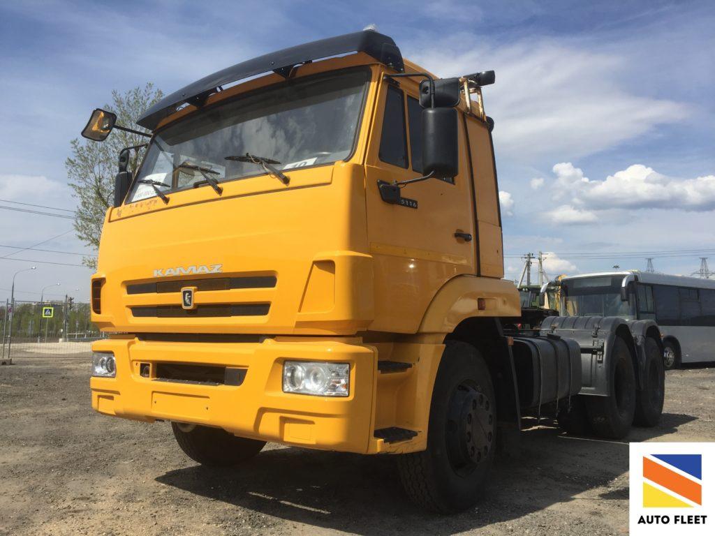 КАМАЗ 65116-N3 седельный тягач