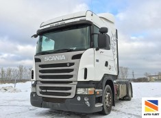 Scania G420 Griffin Space