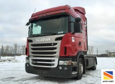 Scania Griffin Space G420