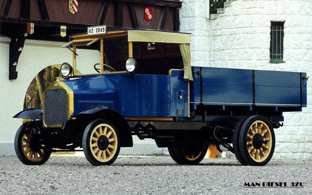 MAN diesel_truck 3Zc
