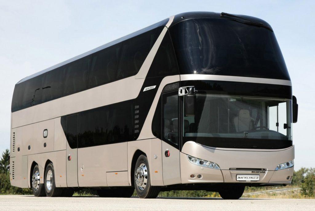 NEOPLAN skyliner год выпуска 2011. Двухэтажный, туристический, комфортабельный автобус.