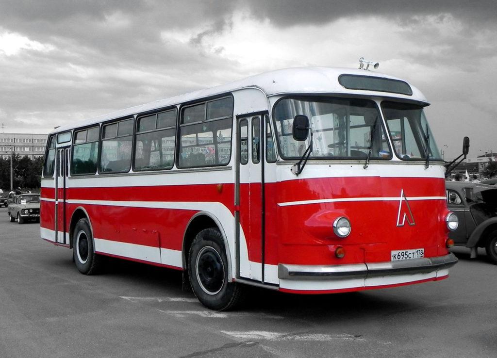 Автобус городской LAZ-695m