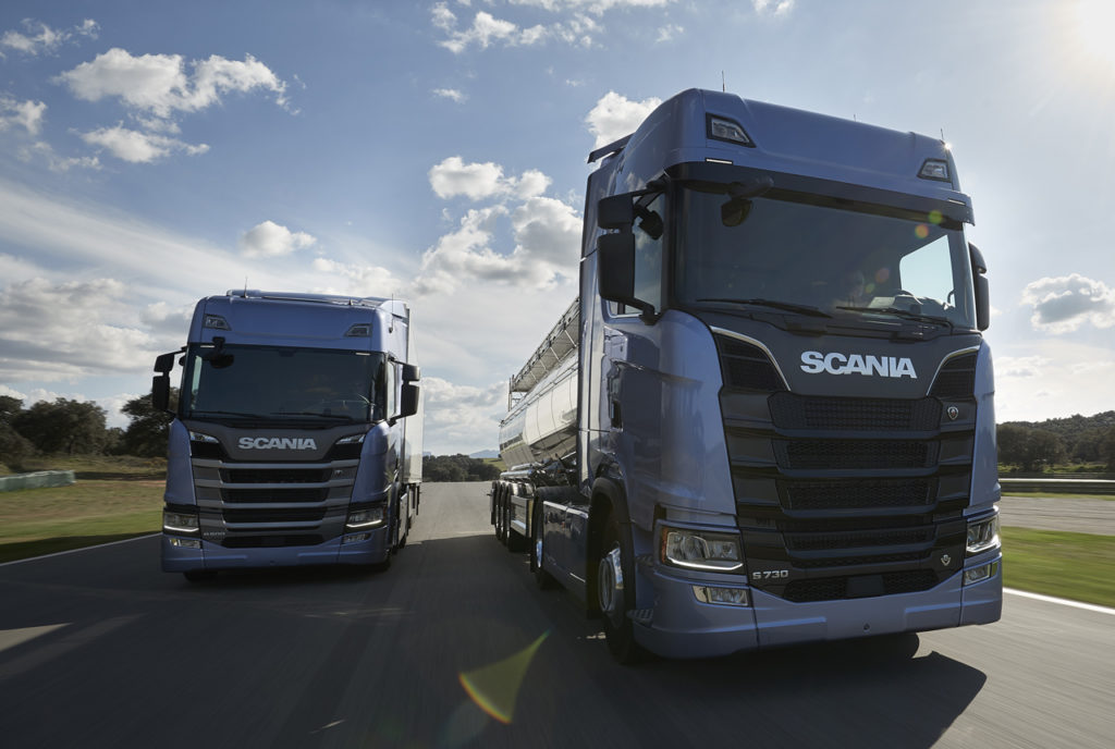 SCANIA - International Truck of the Year 2017