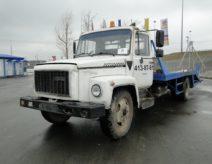 Эвакуатор ГАЗ-3309