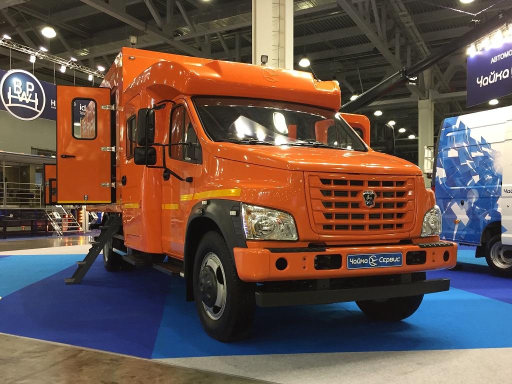 Чайка-Сервис 27845Z - Автомастерская