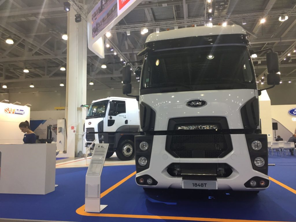 FORD CARGO 1848T EURO5