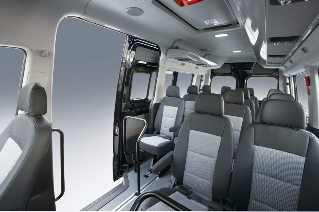 Микроавтобус Hyundai H350