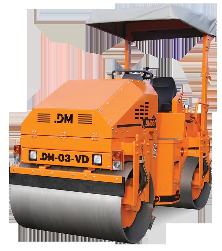 DM-03-VD каток